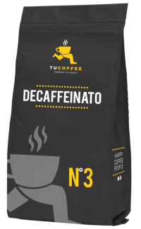 decaffeinato bag